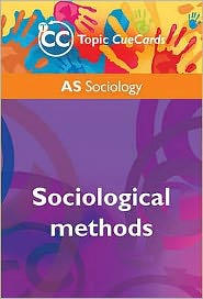 Sociological Methods