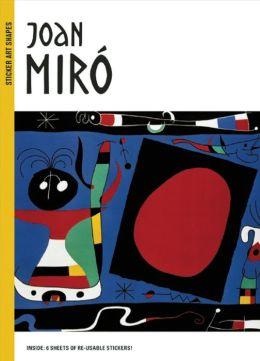 Sticker Art Shapes: Joan Miro