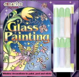 glass painting window decorations to paint peel and