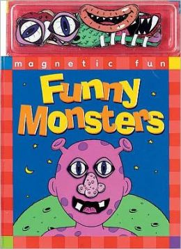 Funny Monsters: Magnetic Fun