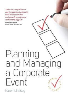 Planning & Managing a Corporate Event