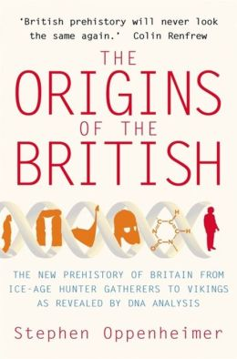 The Origins of the British : A Genetic Detective Story