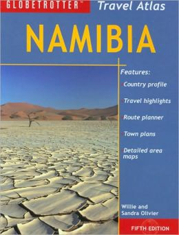 Namibia Travel Atlas