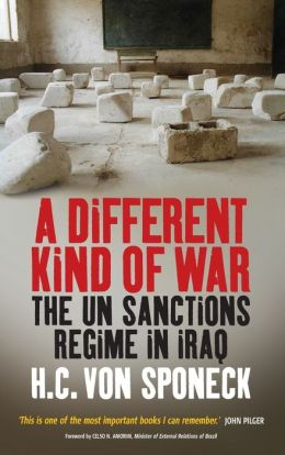 Different War the un Sanction Regime in Iraq