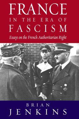 France in Era of Fascism