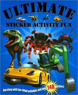 Ultimate Sticker Activity Fun