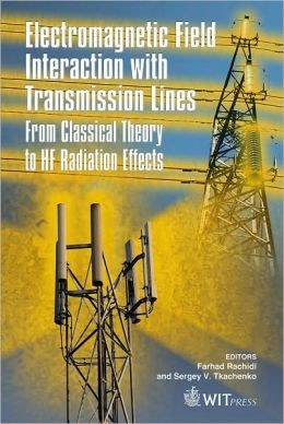 Electromagnetic Field Interaction with Transmission Lines: From Classical Theory to HF Radiation Effects
