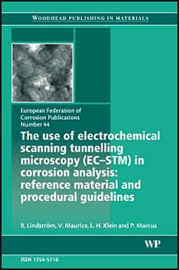 The use of electrochemical scanning tunnel microscopy (EC-STM) in corrosion analysis: Reference material and procedural guidelines
