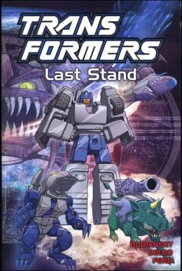 Transformers: Last Stand