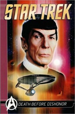 Star Trek Comics Classics - Death Before Dishonor