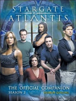Stargate Atlantis: The Official Companion Season