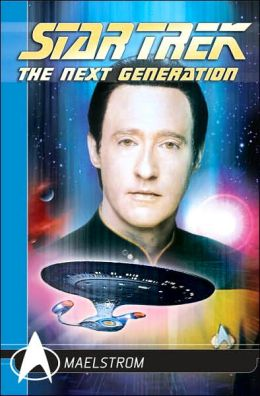 Star Trek The Next Generation Comics Classics: Maelstrom