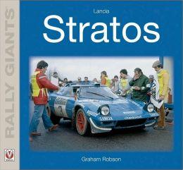 Lancia Stratos (Rally Giants Series)