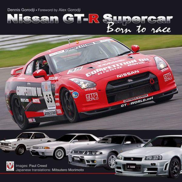 Nissan GT-R Supercar: Born to Race