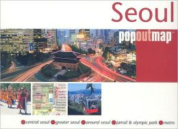 Seoul Popout Map