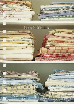 HOUSEHOLD MINI NOTEBOOKS
