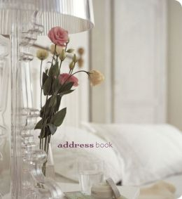 Beside Flowers Address Book
