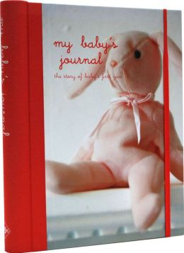 My Baby Journal Pink