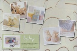 Baby Memory Box [With Themed Baby Notebook of 96 Pages and Envelopes and Keepsake Tin and 20 Notecards in 4 Differe