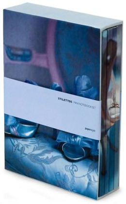 Stilettos Notebook Slipcase