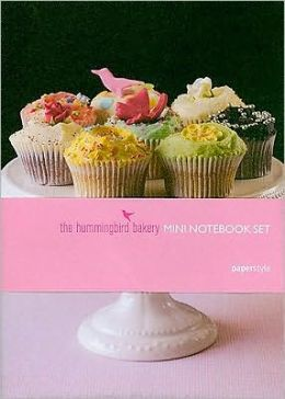 The Hummingbird Bakery Mini Notebook Set