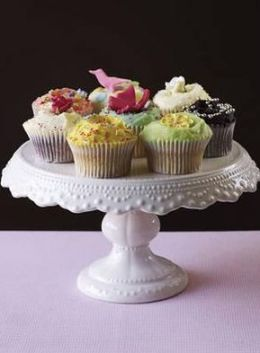 Hummingbird Mini Notebook: Cupcake Stand