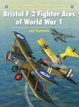 Bristol F2 Fighter Aces of World War I