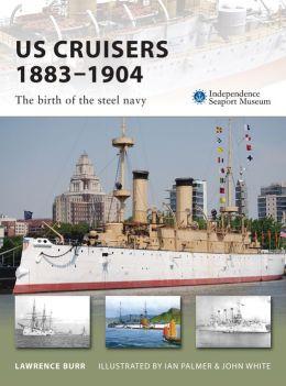 US Cruisers 1883-1908