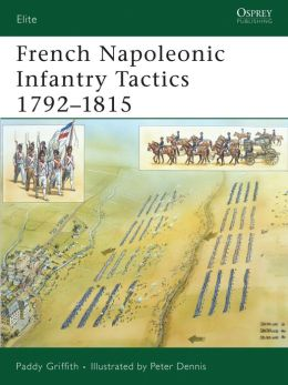 French Napoleonic Infantry Tactics, 1792-1815