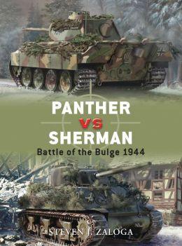Sherman vs Panther: Battle of the Bulge 1944