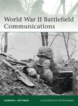 World War II Battlefield Communications