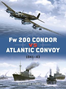 Fw 200 Condor vs Atlantic Convoy: 1941-43