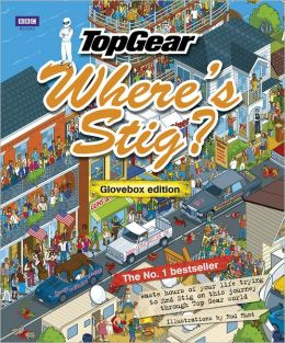 Top Gear: Where's Stig?: Glovebox Edition