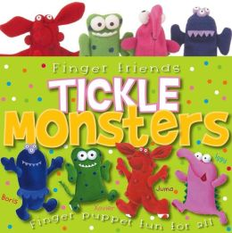 Tickle Monster Finger Puppet Show