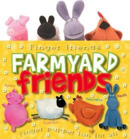 Finger Friends Farmyard Friends