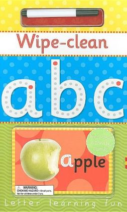 Wipe Clean ABC