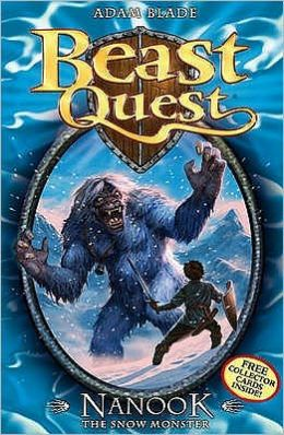 Nanook: The Snow Monster (Beast Quest Series #5)