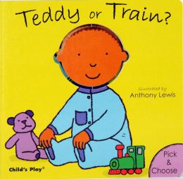 Teddy or Train?
