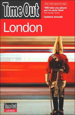 Time Out London (Time Out Guides Series)