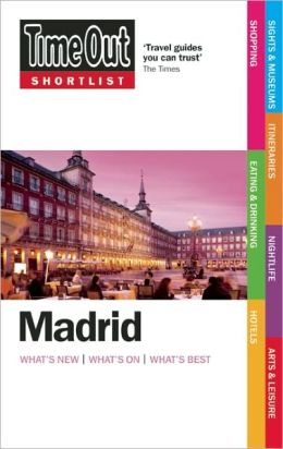 Time Out Shortlist Madrid
