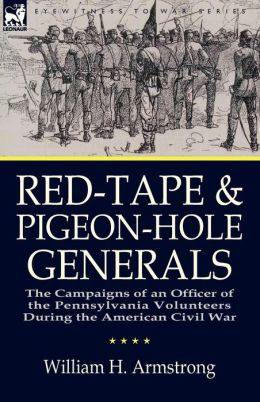 Red-Tape And Pigeon-Hole Generals