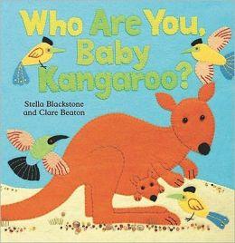 Who Are You Baby Kangaroo