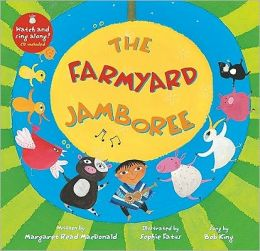 The Farmyard Jamboree with Cdex