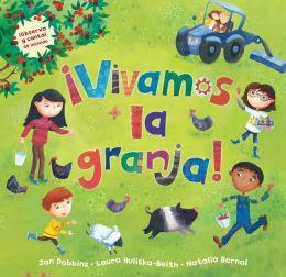 Vivamos la Granja! [With CD (Audio)] = A Farmer's Life for Me!
