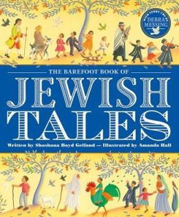 The Barefoot Book of Jewish Tales (With 2 CDs)