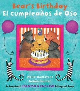 Bear's Birthday Bils