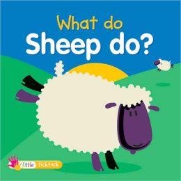 What Do Sheep Do?