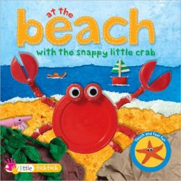 At the Beach with the Snappy Little Crab