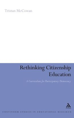 Rethinking Citizenship Education