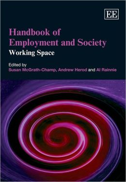 Handbook of Employment and Society: Working Space